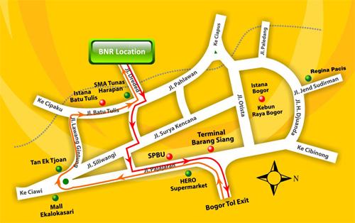 peta BNR